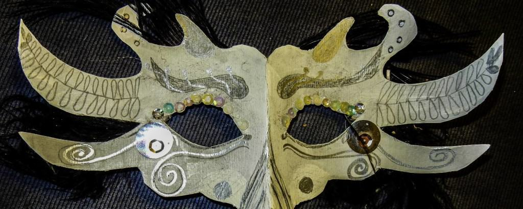 mask by Tara Fahey